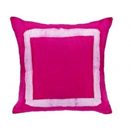 Capa para Almofada Batik - Pink - 48x48 cm.