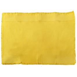 Conj. 4 Jogos Americanos Multi - Amarelo