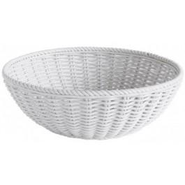 Cesta ´BREAD BIN´ Porcelana Seletti Branco