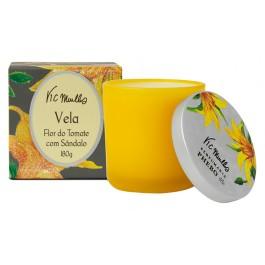 Vela Flor de Tomate com Sândalo Vic Meirelles 180g