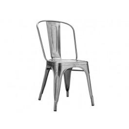 Cadeira A Tolix Prata
