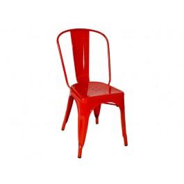 Cadeira A Tolix Vermelha