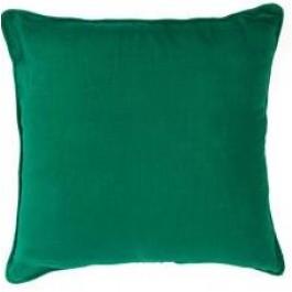 Capa de Almofada Quadrada Linho Verde