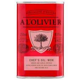 Óleo do Chef A L'Olivier Wok 250ml