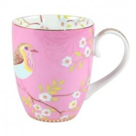 Caneca Early Bird PiP Studio Rosa 350ml