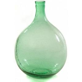 Garrafão Vidro Verde 45x32cm