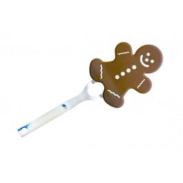 Espátula Silicone Gingerbread Boy