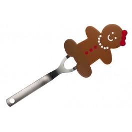Espátula Silicone Gingerbread Girl