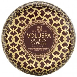 Vela Voluspa Golden Cypress 312gr.