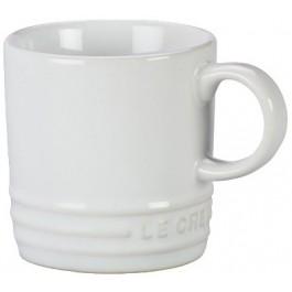 Caneca Espresso Le Creuset Branca 100ml