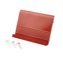 Porta Livro Receitas Vintage Typhoon Red