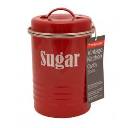 Pote Açúcar Vintage Typhoon Red