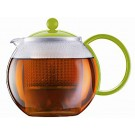 Bule c/ Infusor Chá Bodum Verde 1L
