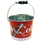Balde Gelo Coca Cola com Alça