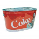 Balde Gelo Oval Coca Cola