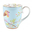 Caneca Early Bird PiP Studio Azul 350ml