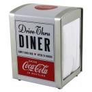 Porta Guardanapo Diner Coca-Cola