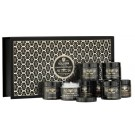 Kit 8 Velas Voluspa Maison Noir